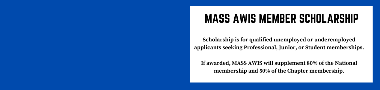 Apply for our Member Scholarship